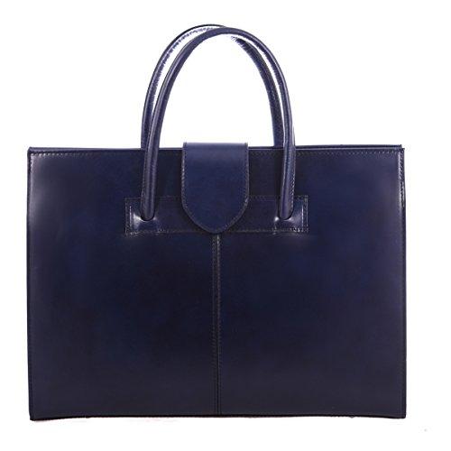 Mano de la mujer bolso de la cartera del bolso de hombro y carteras, 100% cuero auténtico Made in Italy