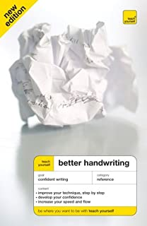 Teach Yourself Better Handwriting, New Edition (Teach Yourself: Games/Hobbies/Sports) (0071636382)   Amazon price tracker / tracking, Amazon price history charts, Amazon price watches, Amazon price drop alerts
