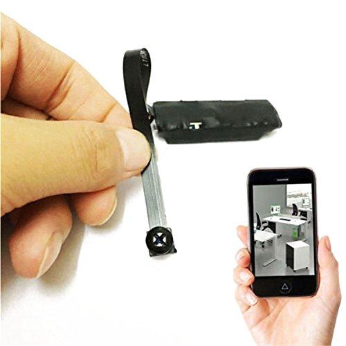 Les – mini-camera, draadloos, verborgen, WiFi, IP-camera, om te knutselen, P2P, ondersteunt TF-kaart.