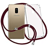 mtb more energy® Smartphone Necklace for Samsung Galaxy A8