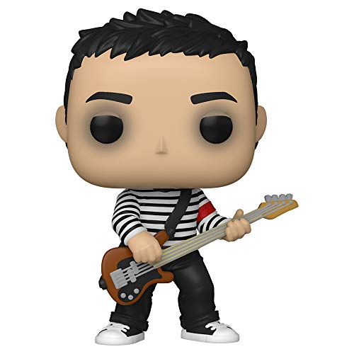 Funko Fall Out Boy Pop! Rocks Pete Wentz Vinyl Figure Hot Topic Esclusivo