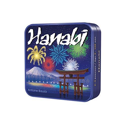 Cocktail Games- Hanabi - Juego de Cartas - Español, Multicolor (CGHA0001)