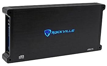 Rockville dB25 2800 Watt/700w CEA RMS 2 Channel Amplifier Car Stereo Amp Loud!!