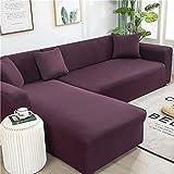 WXQY Funda para sofá de Sala de Estar, sofá elástico, Toalla,...