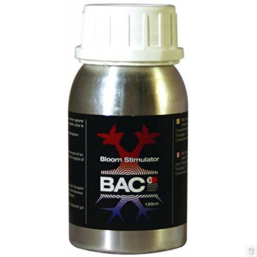 Aditivo/Estimulador de Floración para el cultivo BAC Bloom Stimulator (120ml)