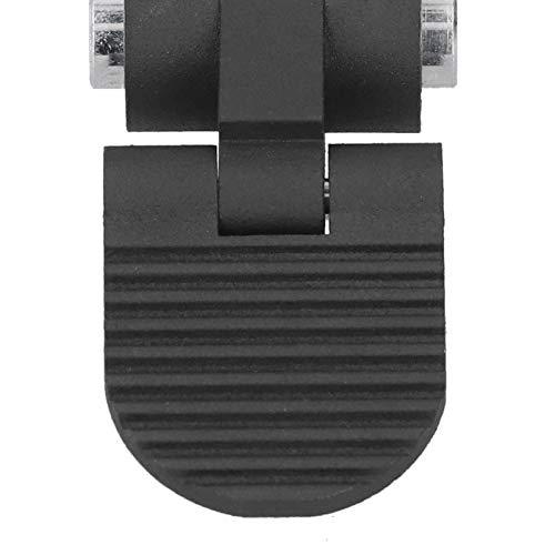 banapo Interruptor Plegable para Scooter eléctrico, Accesorio para Scooter eléctrico, reemplazo del Interruptor Plegable con Material de aleación de Aluminio Scooter eléctrico