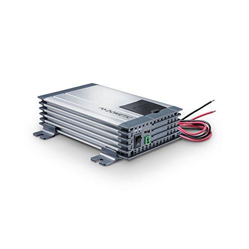 Dometic SinePower MSI 412, Sinus-Wechselrichter, Auto Spannungswandler 12 V auf 230 V, Überspannungsschutz, USB-Port, 350 W, mobile Steckdose