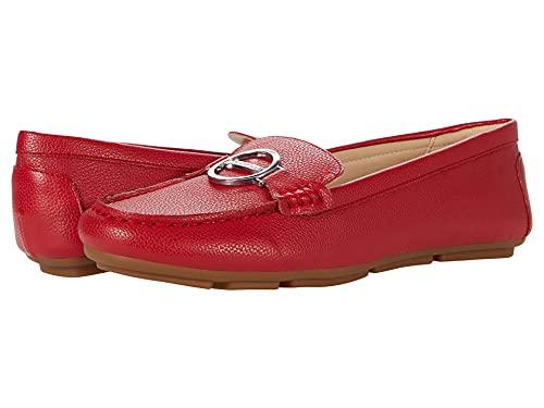 Calvin Klein Layne Red Suede 10 M