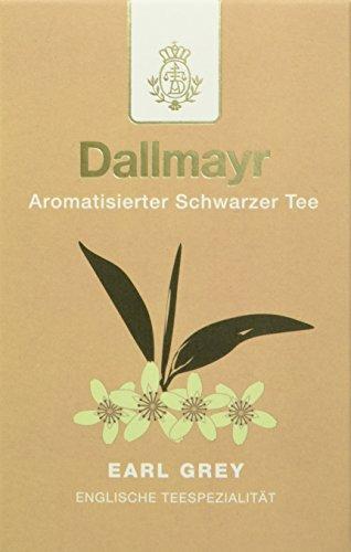 Dallmayr Aromatisierter Schwarztee - Earl Grey, 8er Pack (8 x 100 g )