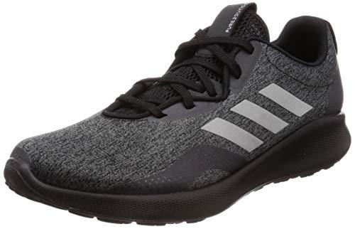 Adidas purebounce+ Street w, Zapatillas de Deporte Mujer, Multicolor (Negbás/Pltémé/Carbon 000), 39 1/3 EU