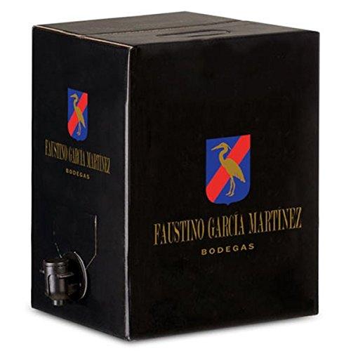 Vino Rioja Tinto crianza Faustino García Martinez Box 15 Lt