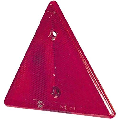 HELLA 8RA 002 020-001 Rückstrahler - rot - geschraubt