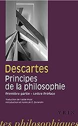 Les principes de la philosophie de René Descartes