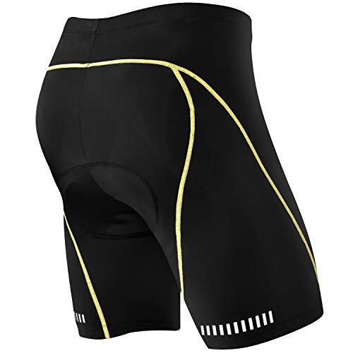 Top 10 best selling list for mens yellow cycling shorts