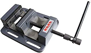 "KAKA BSM-125, 5"" Drill Press Machine Vise, Precise Drilling Press Vise,"