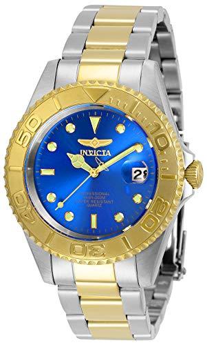 Invicta Men's Pro Diver 29942 Silver Stainless-Steel Quartz Dress Watch