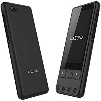TAKUMI JAPAN KAZUNA eTalk 5 自動翻訳機 72言語翻訳可能 Wi-Fiテザリング搭載 ブラック 【日本正規代理店品】