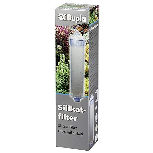 Dupla 80512 Silikatfilter, Filtergehäuse gefüllt mit Silikatharz transparent