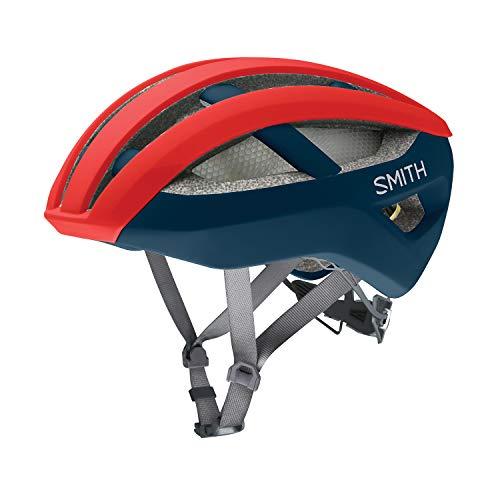 SMITH Unisex– Erwachsene Network MIPS Fahrradhelm, Matte Rise MEDITERRA, Medium 55-59 cm