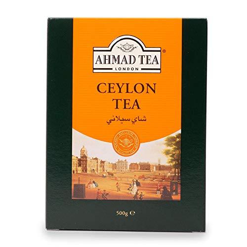 Ahmad Tea Ceylon Schwarzer Tee, lose, 500 g