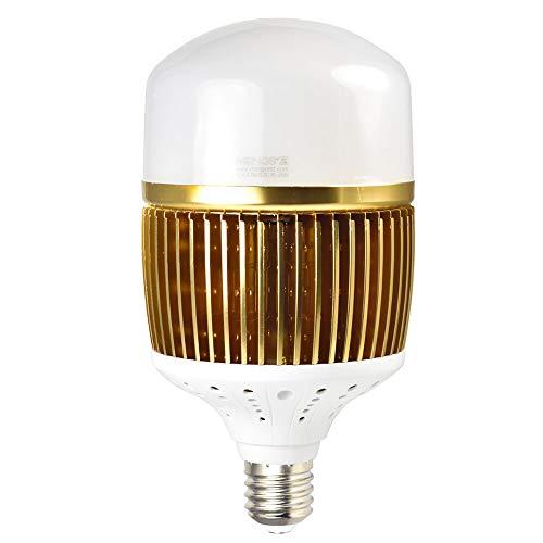 MENGS CL-Q150W E40 Bombillas LED Lúmenes altos 150W Lámpara LED Globo LED Bulbo Equivalente a 1200W Blanco Cálido 19500lm AC 85-265V Luz LED lampara ahorradora de energia
