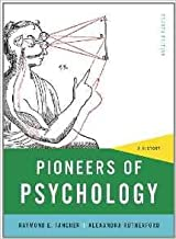 Pioneers of Psychology, by Fancher, 4th Edition