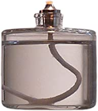 Firefly 60ml Refillable Glass Liquid Candle - Votive Size Emergency Candles - Replacement for Liquid Paraffin Disposable F...