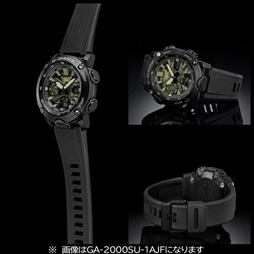 『[カシオ] 腕時計 ジーショック ユーティリティカラー カーボンコアガード構造 GA-2000SU-2AJF メンズ ブルー』の3枚目の画像