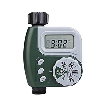 Programmable Hose Faucet Timer,Digital Water Ti...