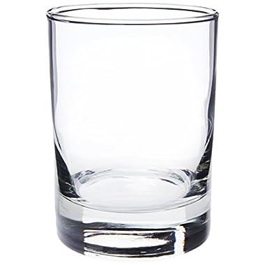 Libbey 10.5-Ounce Midtown DOF Glass, Clear, 4-Piece