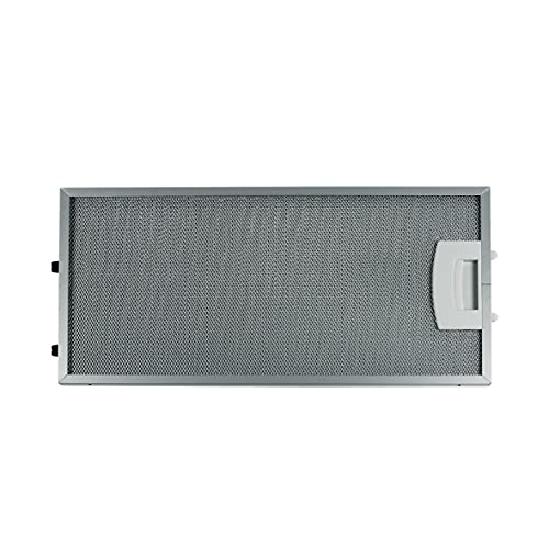 Bosch Siemens 00435204 435204 ORIGINAL Fettfilter Metallfilter Metallfettfilter Filter eckig Dunstabzugshaube