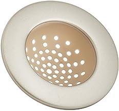 InterDesign Axis Kitchen Sink Strainer, Satin