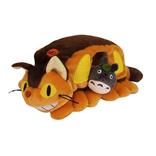 My Neighbor Totoro Plush Figure CatBus House 24 cm Arrow Studio Ghibli Peluches