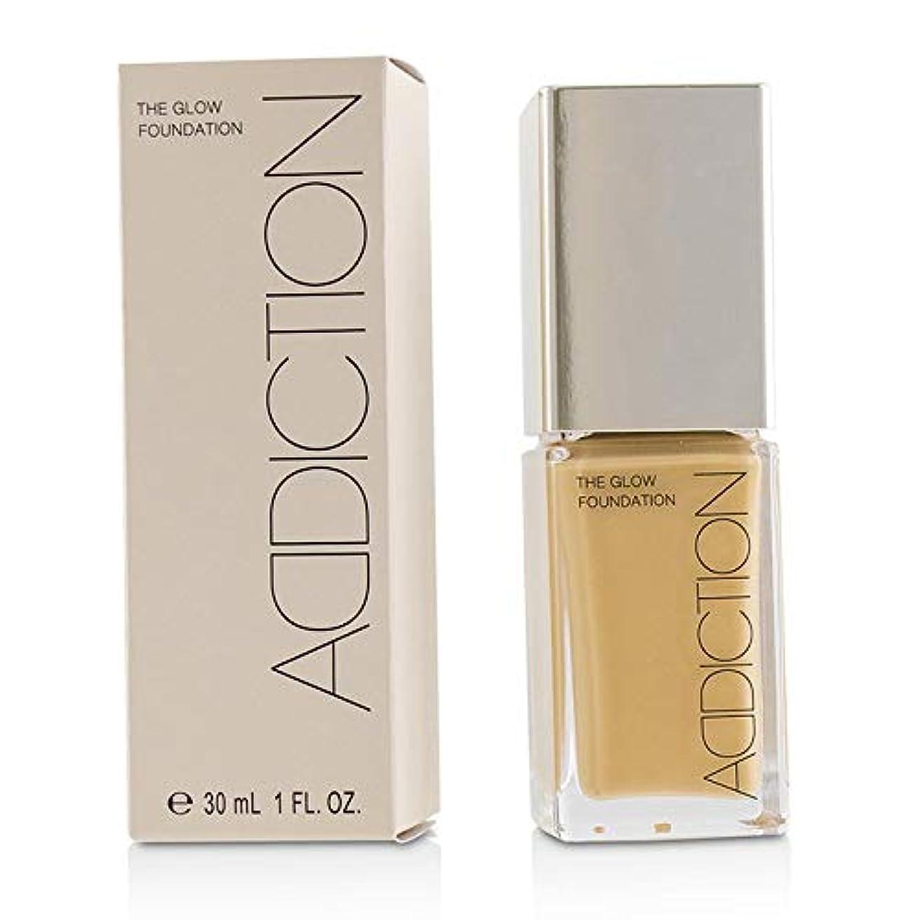 求人に賛成中性ADDICTION The Glow Foundation SPF 20 - # 013 (Golden Sand) 30ml/1oz並行輸入品