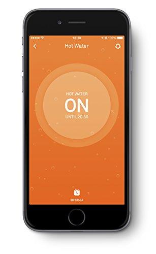 Nest Learning T3010GB Termostato, terza generazione, Acciaio