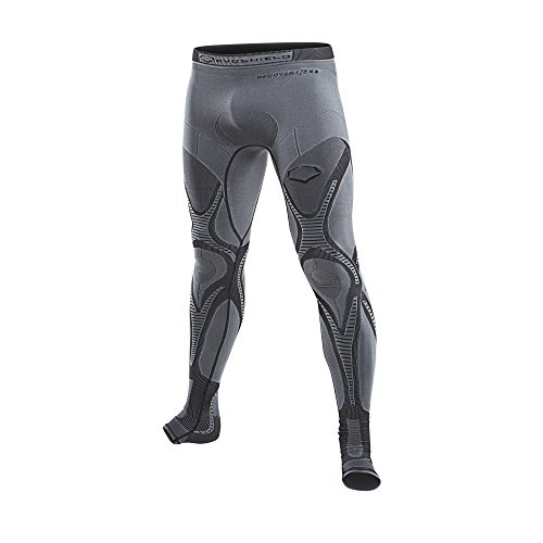 EvoShield Recovery DNA Compression Tights, Charcoal, Medium