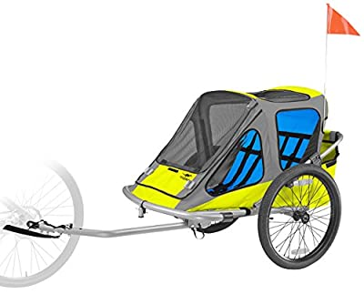 CoPilot Model T Bicycle Trailer & Stroller Conversion Kit
