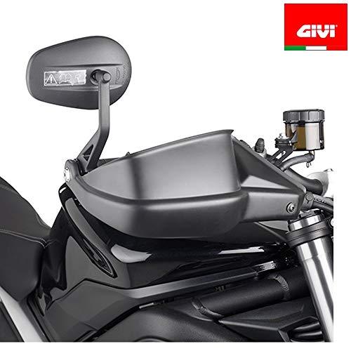 GIVI Motorrad Handprotektor für Triumph Street Triple 765 (Bj. 17-18) Schwarz