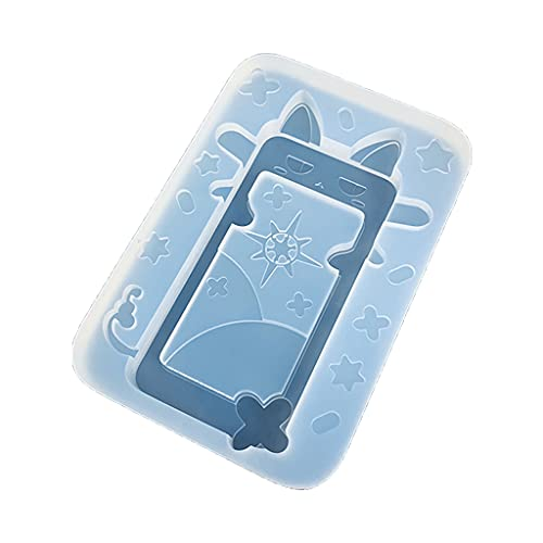Moldeo y fundición, Consola de juegos Arenas movedizas de resina epoxi molde de joyería de los hallazgos colgante de silicona molde