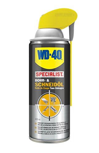 WD-40 49109 Specialist Boor- en snijolie met smart straw - 400 ml