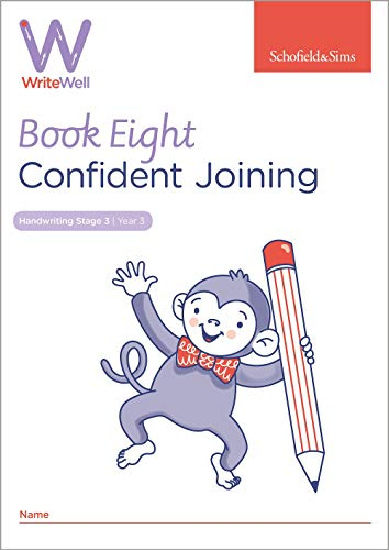 Matchett, C: WriteWell 8: Confident Joining, Year 3, Ages 7-