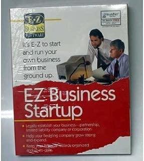 EZ Legal SW1124 E-Z Business Start-up