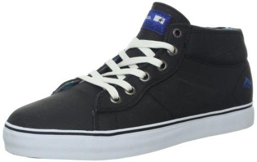 Emerica The TEMPSTER 6107000132, Herren Sneaker, Schwarz (Black wash 090), EU 42