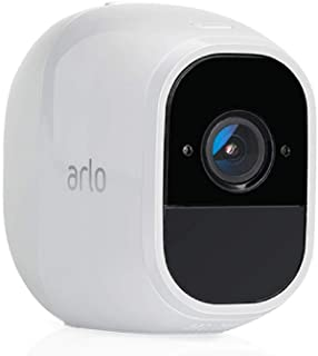 Arlo Technologies Inc. Arlo Pro 2 by Netgear Add On Security Camera System with Siren- Rechargeable Wir