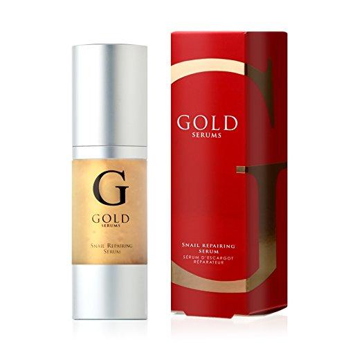 GOLD SERUMS Sérum Réparateur au Mucus d'Escargot 50 ml