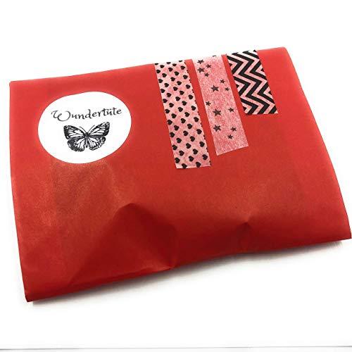 Efimoni 1 Wundertüte mit Schmuck, handmade, Lucky Bag, Mystery Bag, Geschenk, Lucky Dip