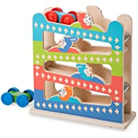 Melissa & Doug Roll and Ring Ramp Tower