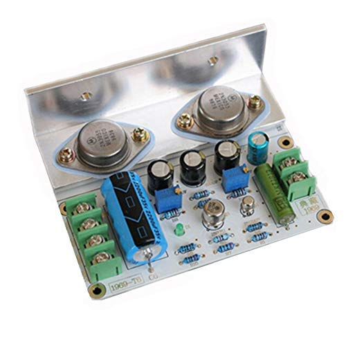 1969 Amplificador de Potencia Clase A Tablero del Amplificador de Potencia Fiebre...