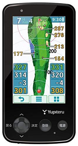 YUPITERU(ユピテル)『ゴルフナビYGN6200』