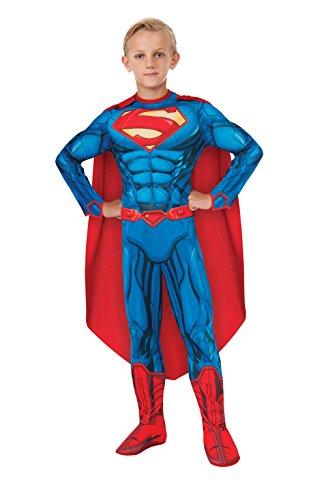 Rubies - Disfraz de Super-Man para niños de 3-4 años (VZ-2979)
